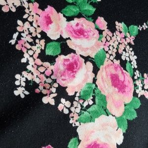B Jewel Skirts - Floral Circle Skirt